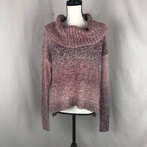 AMERICAN EAGLE OUTFITTERS ombré sweater size small